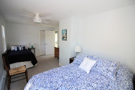 Eastham Cape Cod vacation rental - Second floor bedroom with double and twin