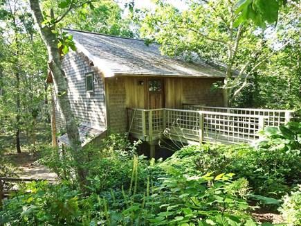 Wellfleet Cape Cod vacation rental - Side of studio.