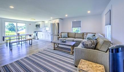 Sandwich Cape Cod vacation rental - Living room
