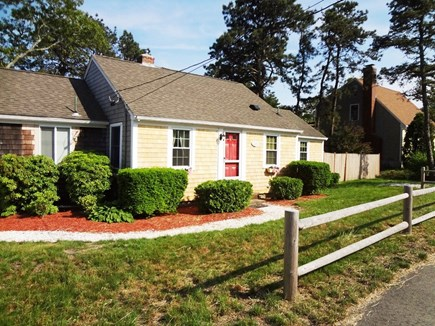 West Dennis Cape Cod vacation rental - Front  House Exterior