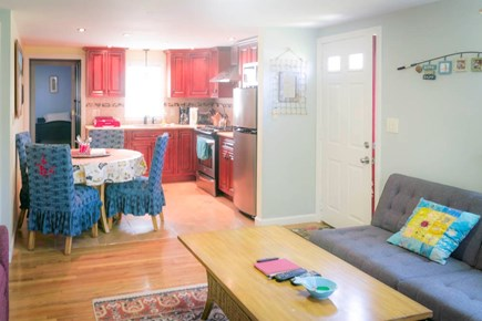 West Dennis Cape Cod vacation rental - Living & Dining