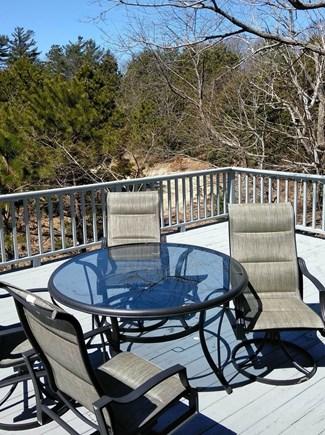 Centerville Centerville vacation rental - Back porch