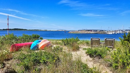 Wellfleet Cape Cod vacation rental - Amazing Wellfleet Harbor views from the Boathouse