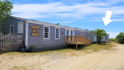Wellfleet Cape Cod vacation rental - The Boathouse is situated right on Wellfleet Harbor