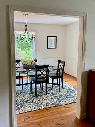Orleans Cape Cod vacation rental - Dining Room from Living Room