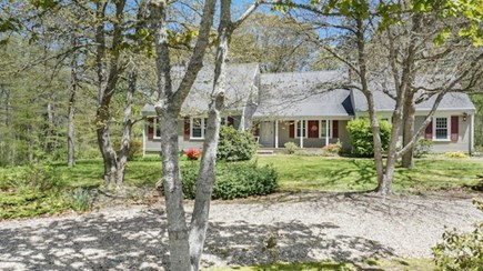 Orleans Cape Cod vacation rental - Nice setting on a very large parcel