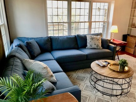 Orleans Cape Cod vacation rental - New sofa bed