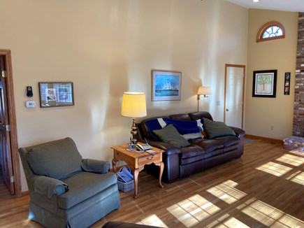Dennis Cape Cod vacation rental - Family Room View 2