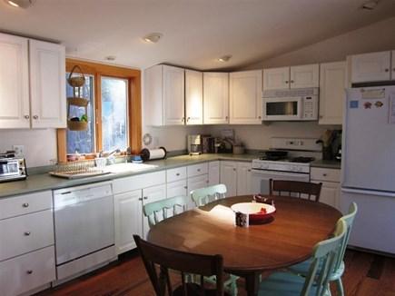 Wellfleet Cape Cod vacation rental - Modern kitchen