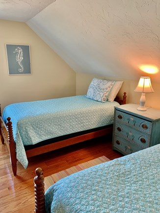 Chatham Cape Cod vacation rental - Upstairs twin bedroom.