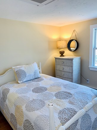 Chatham Cape Cod vacation rental - Upstairs full size bed in bedroom.