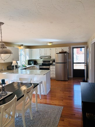 Chatham Cape Cod vacation rental - Kitchen with new appliances.