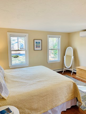 Chatham Cape Cod vacation rental - Main level bedroom with king size bed.