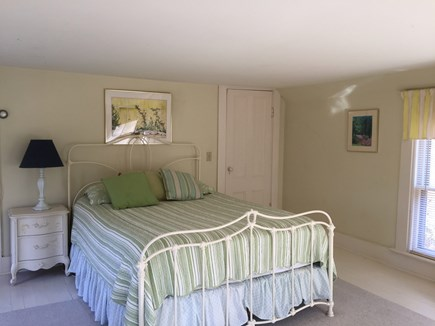 West Falmouth Cape Cod vacation rental - Upstairs queen bedroom
