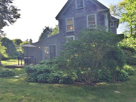 West Falmouth Cape Cod vacation rental - Charming 3 bedroom/2 bath Queen Anne Cape