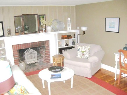 Harwich Cape Cod vacation rental - Another angle of Living Area