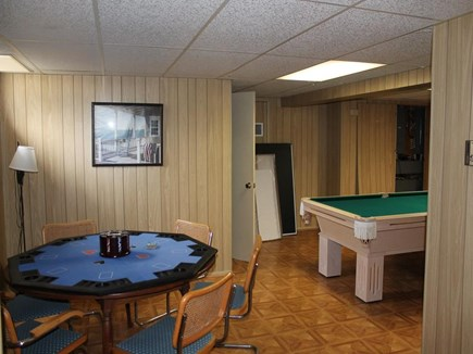 Harwich Cape Cod vacation rental - Lower Level Play Room