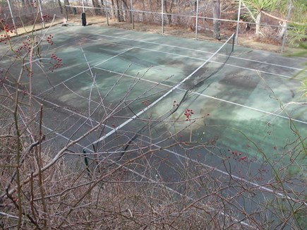 Harwich Cape Cod vacation rental - Private Tennis Court