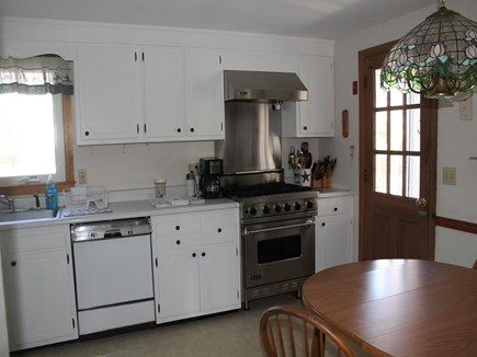Dennis Port Cape Cod vacation rental - Kitchen to Screened in Porch