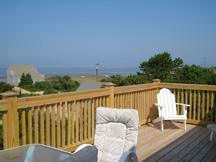 Eastham, Private Beach Access - 1129 Cape Cod vacation rental - Deck View