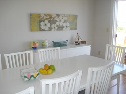 Eastham, Private Beach Access - 1129 Cape Cod vacation rental - Dining Area