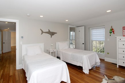 Dennis Cape Cod vacation rental - Twin Bedroom 2nd Floor