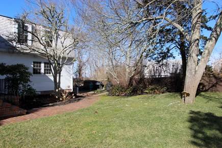 Dennis Cape Cod vacation rental - Spacious Yard