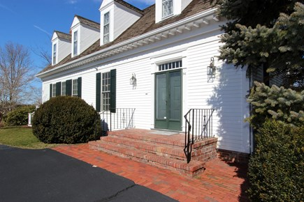 Dennis Cape Cod vacation rental - Curb appeal !