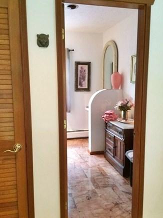 Truro Cape Cod vacation rental - First floor bathroom