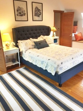 Truro Cape Cod vacation rental - Guest Bedroom & Half bath