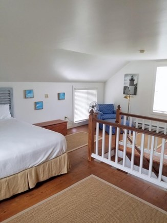 Eastham Cape Cod vacation rental - Second Floor Master Queen with Full Bathroom