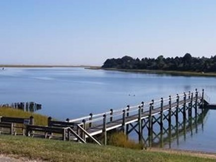 Eastham Cape Cod vacation rental - Dock at Town Cove