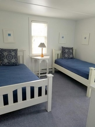 Eastham Cape Cod vacation rental - First Floor Twin Bedroom