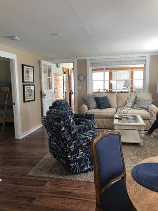 East Falmouth Cape Cod vacation rental - Fun Dining & Family Room with Plenty of Sunshine