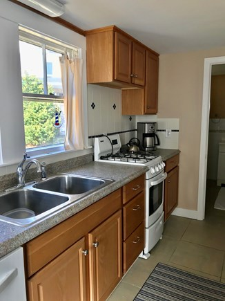 East Falmouth Cape Cod vacation rental - Convenient and modern kitchen applicances.
