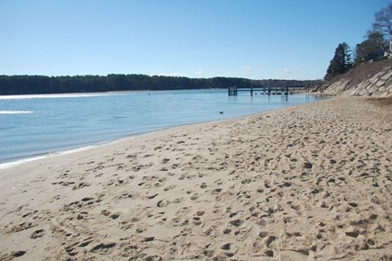 East Falmouth Cape Cod vacation rental - Short Walking Distance to the Private Association Beach