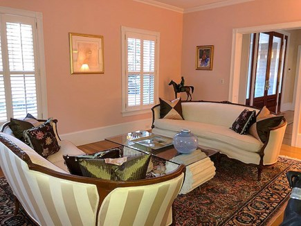 Chatham Cape Cod vacation rental - First Floor Formal Sitting Room