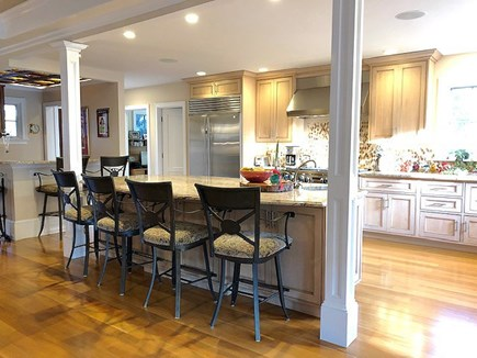 Chatham Cape Cod vacation rental - View of the Center Island/ Breakfast Bar