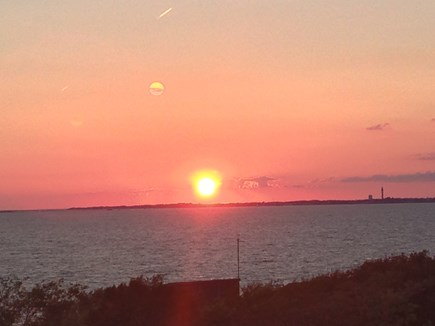 Truro Cape Cod vacation rental - Sunsets over Cape Cod Bay