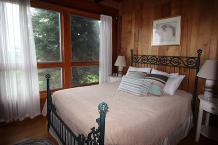 Truro Cape Cod vacation rental - Queen bed on main level