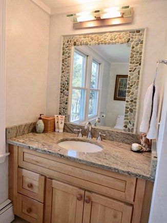 Orleans Cape Cod vacation rental - Second floor full bathroom.