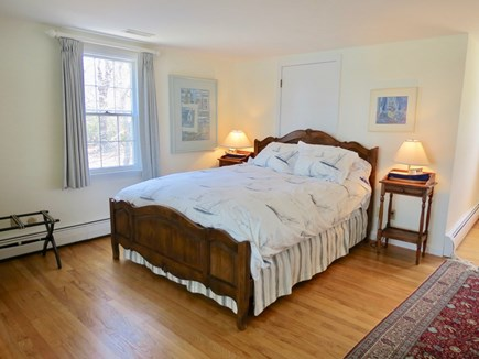 Orleans Cape Cod vacation rental - One of two Queen bedrooms on the second floor.
