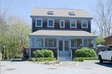 Provincetown Cape Cod vacation rental - Stand alone house on a dead end street near Commercial Street