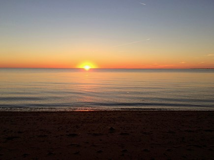 Truro Cape Cod vacation rental - Gorgeous spot for sunsets
