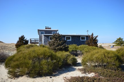 Truro Cape Cod vacation rental - Beachfront 3 bedroom cottage on beautiful Fisher Beach in Truro