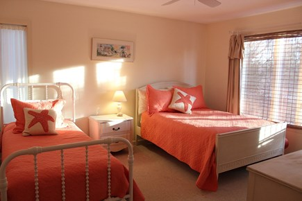 Eastham Cape Cod vacation rental - Coral Room with queen and twin
