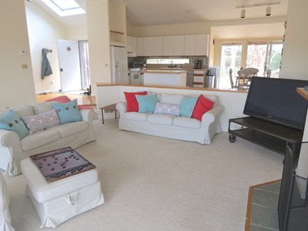 Eastham Cape Cod vacation rental - Light, bright and cheery throughout