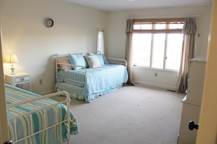 Eastham Cape Cod vacation rental - Trundle Room, set of twin beds with trundle beds