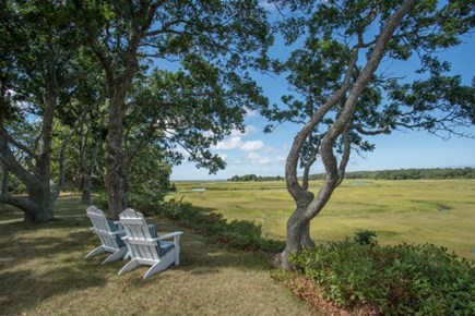 Eastham Cape Cod vacation rental - Sweeping views of the marsh.