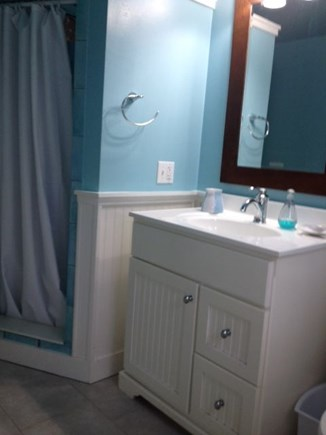 North Eastham Cape Cod vacation rental - First floor bath with shower